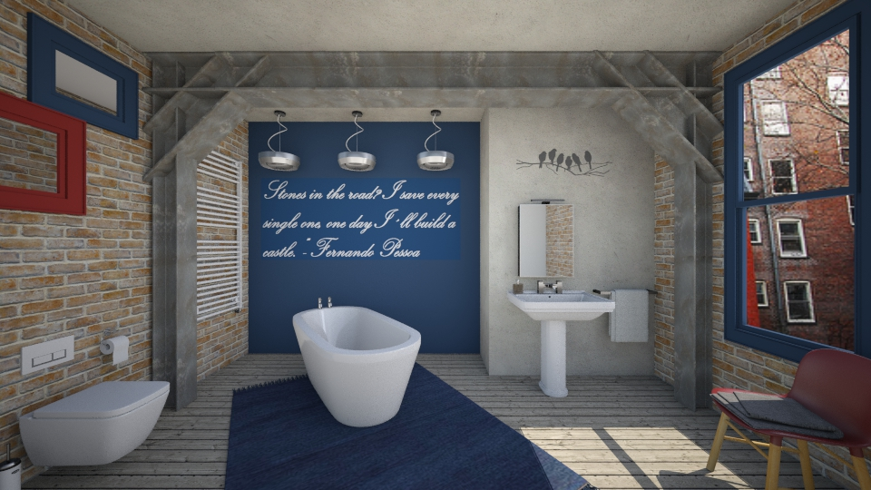 bathroom - Bathroom - by Aurora Boreas