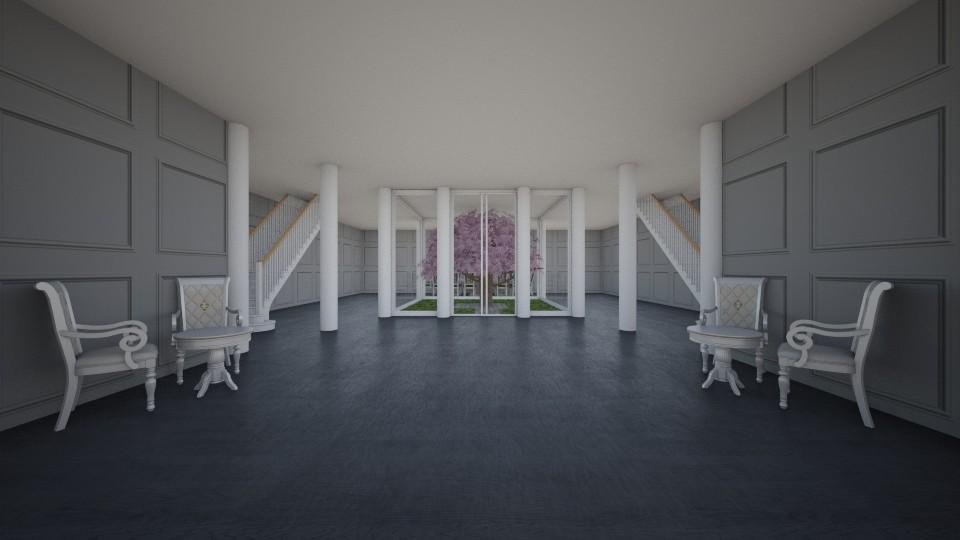 Modern Mansion - by zwsclb
