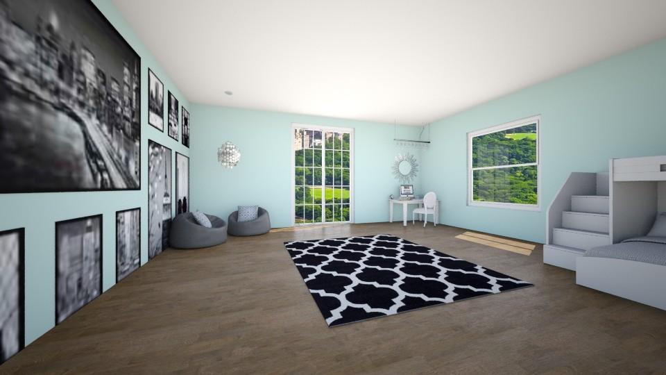 Room - Bedroom - by Josiemay1234