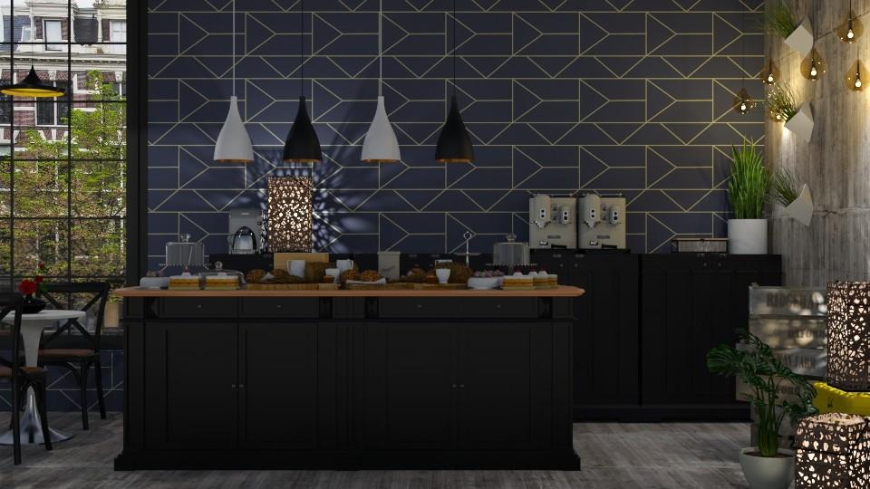 Cafe_stonegrey - by ayudewi