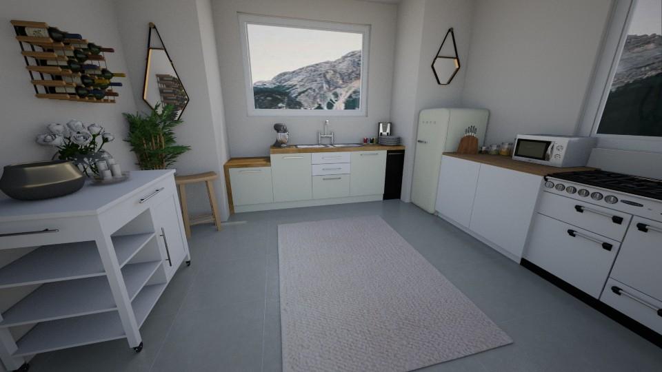 kitchen - Kitchen - by designerm