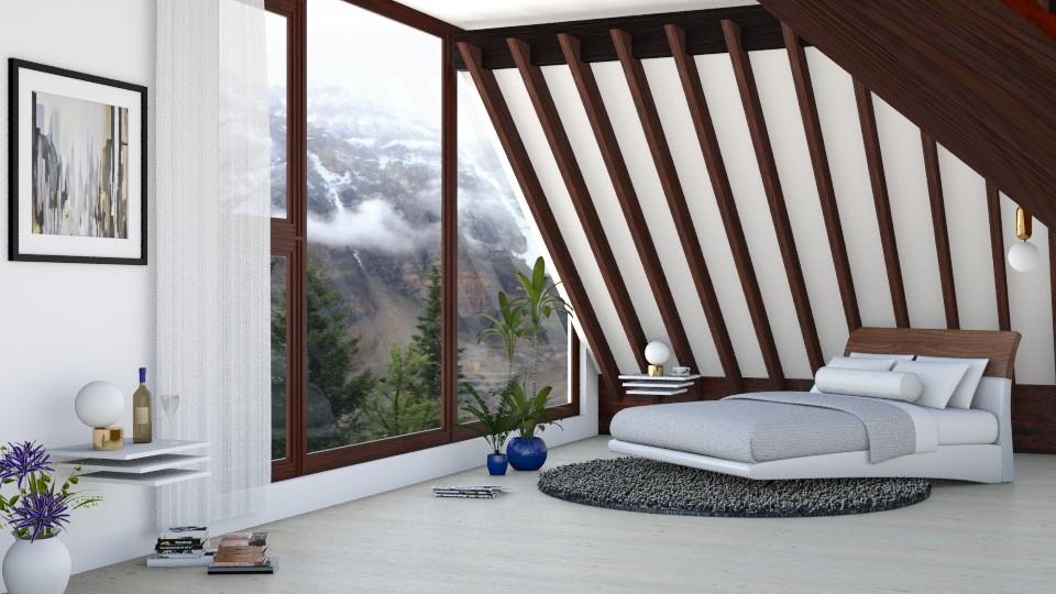 canadian bedroom - by barnigondi