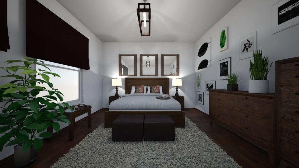 Bedroom - Bedroom - by Timea Fischer