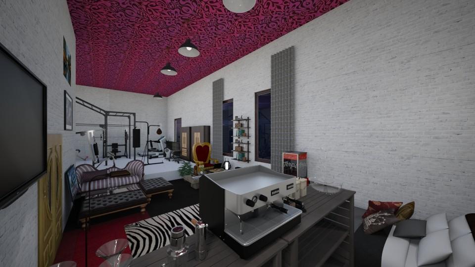 Valora Krown bedroom - Bedroom - by PAPIdesigns