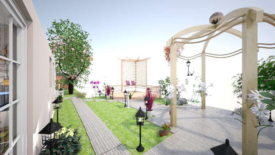 kitchen plus - Modern - Garden - by janelouise17