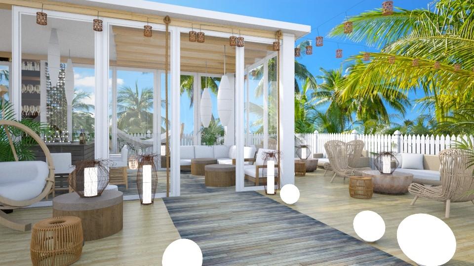 Tropical bar - by jagwas