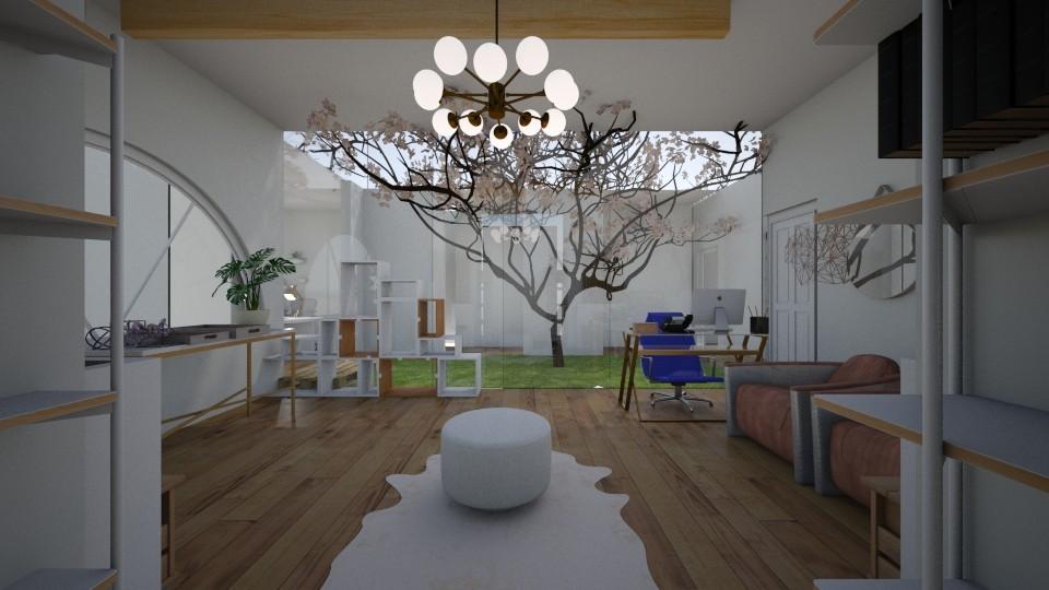 project - Office - by anekyen