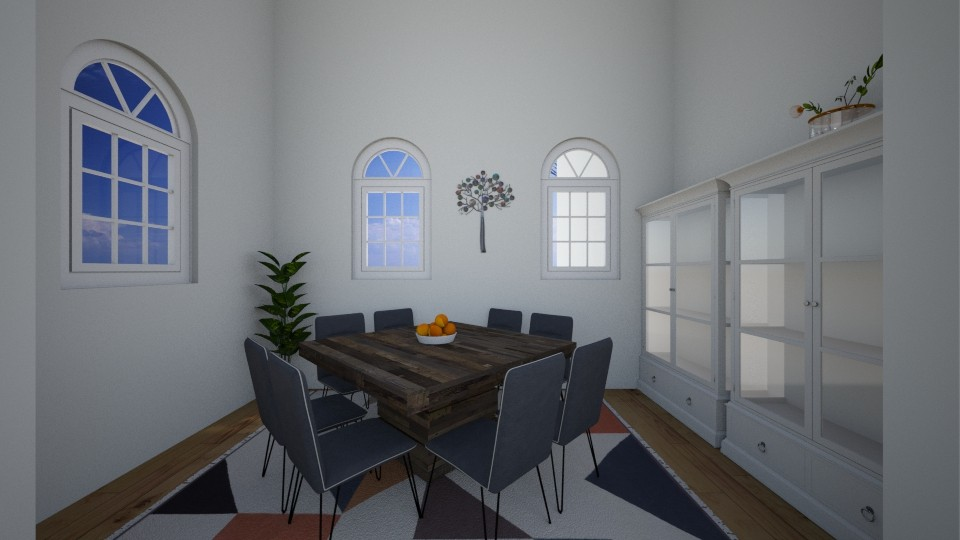 Formal Dining Room - Dining room - by Addie Grace