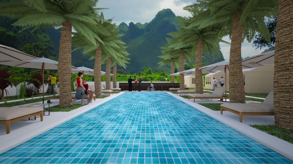 Resort - by Design By Aafira