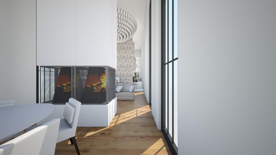 small apartement  - by Hannah Van Schaik