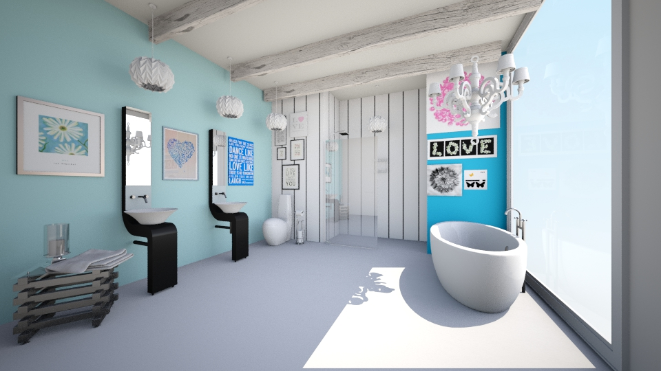 bathroom  - Bathroom - by jessicabaucke