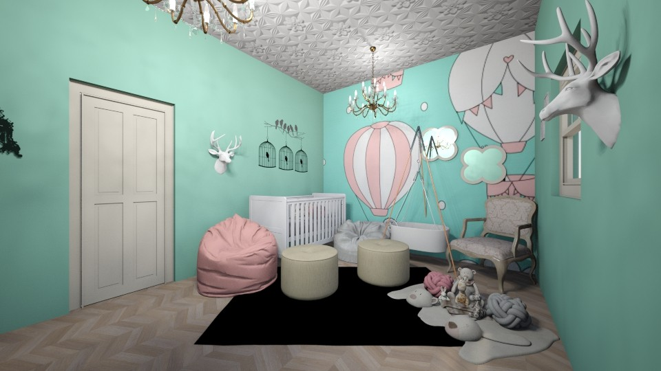 Babies room - Kids room - by saritac