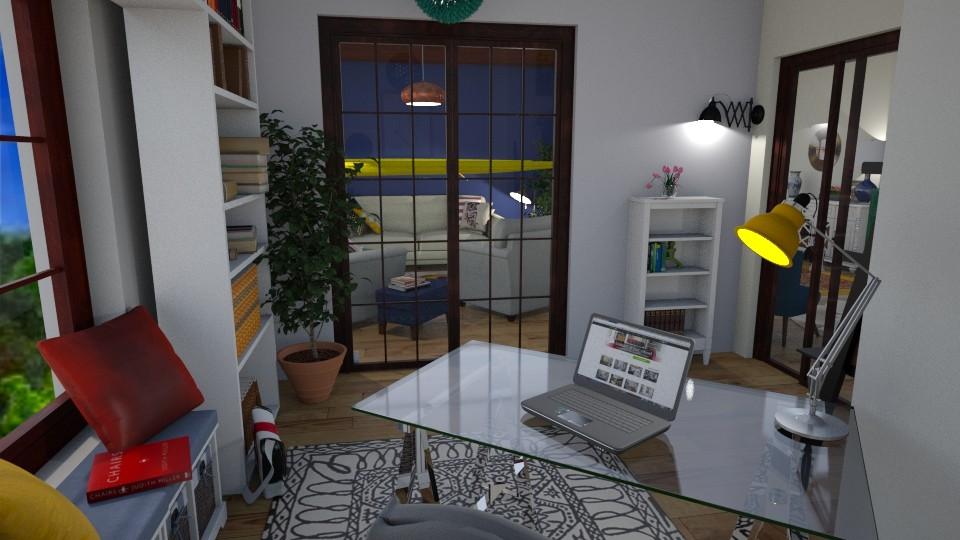 Workspace - Bathroom - by Diana Radu