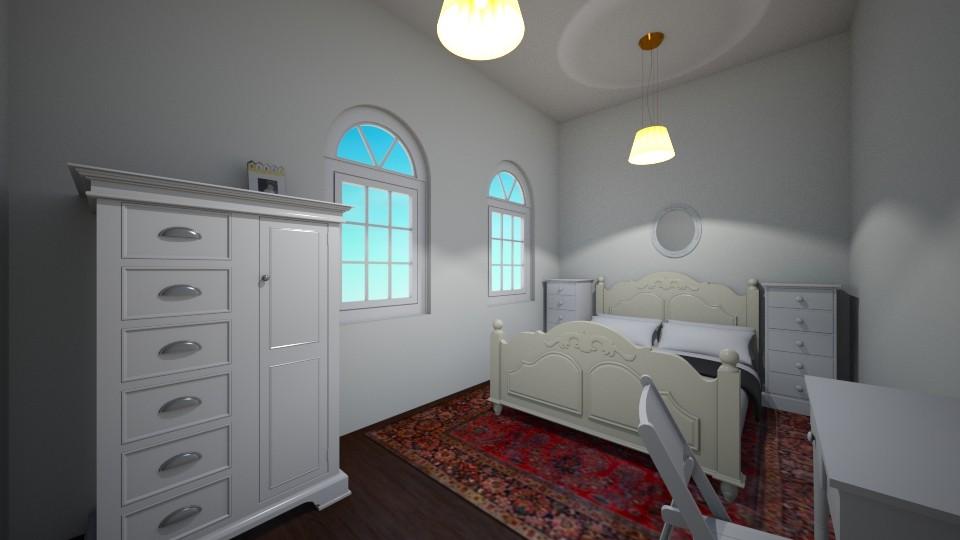 Cottage bedroom 1_Home 2 - Bedroom - by Itsjustme1