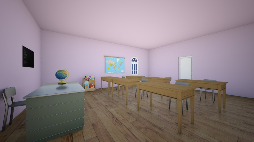 Classroom - Modern - by Evelyn Houghton Jones