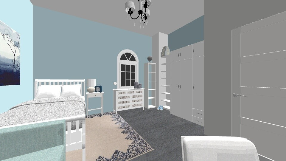 Bedroom - by LiaMS60