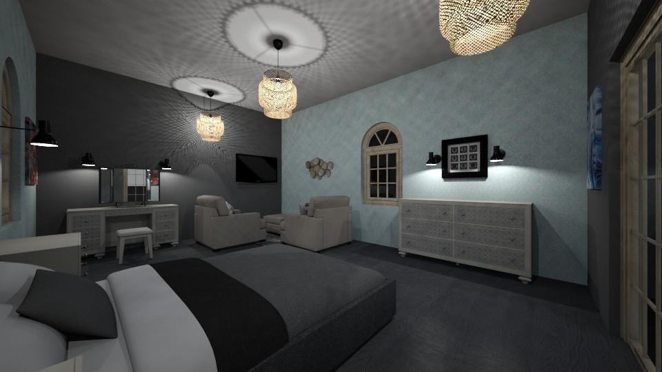 girls bedroom p3 - by chloe_mccarty