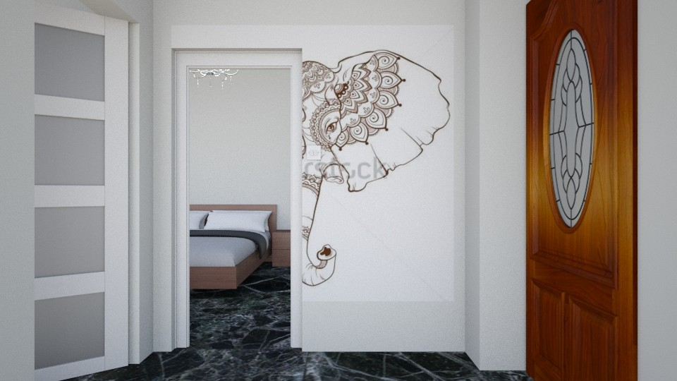 Decorazione Genova - by Eloisa_Jimmy Dean