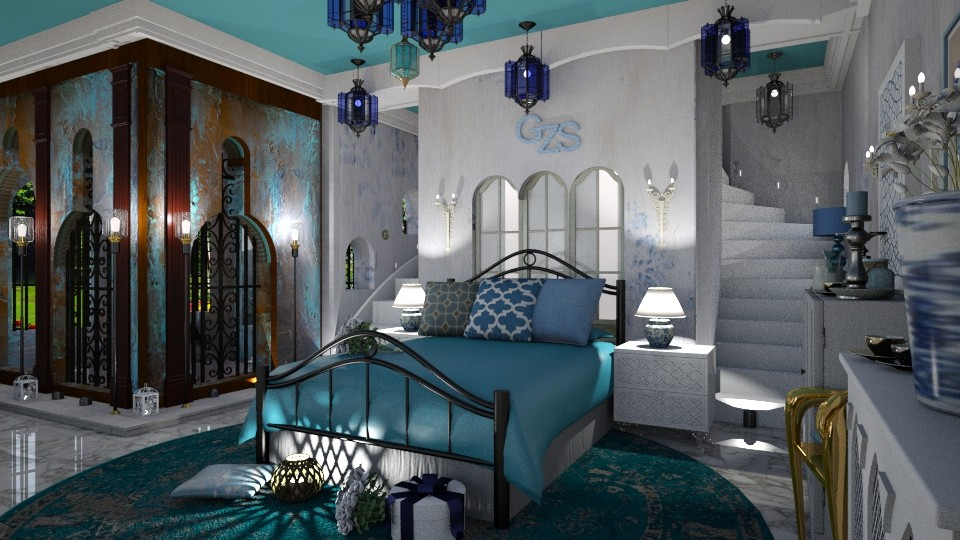 Hayati - Bedroom - by marocco