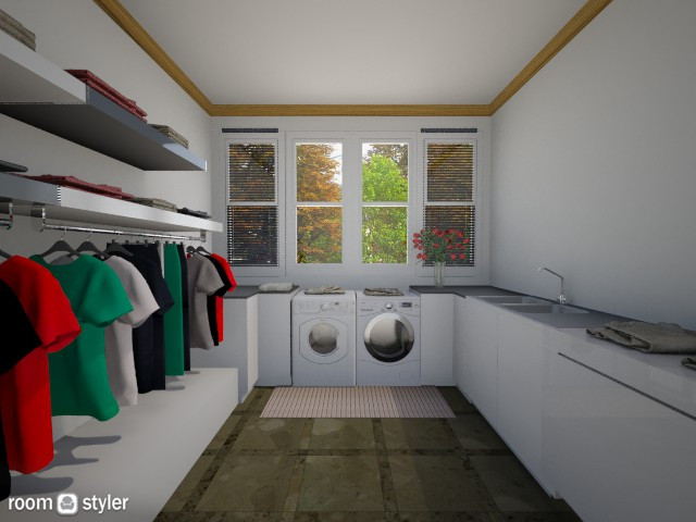 Laundry Room - by Nameit