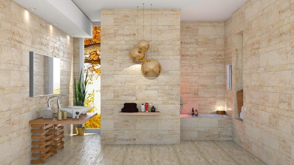 bath - Bathroom - by soralobo