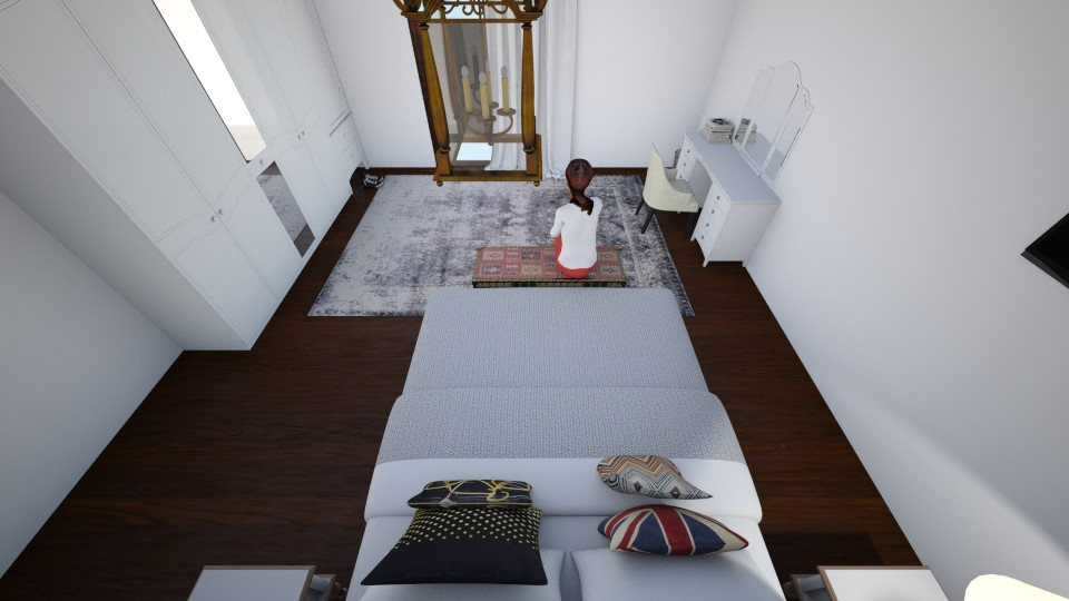 2 dream room - Country - Bedroom - by lala is awesome