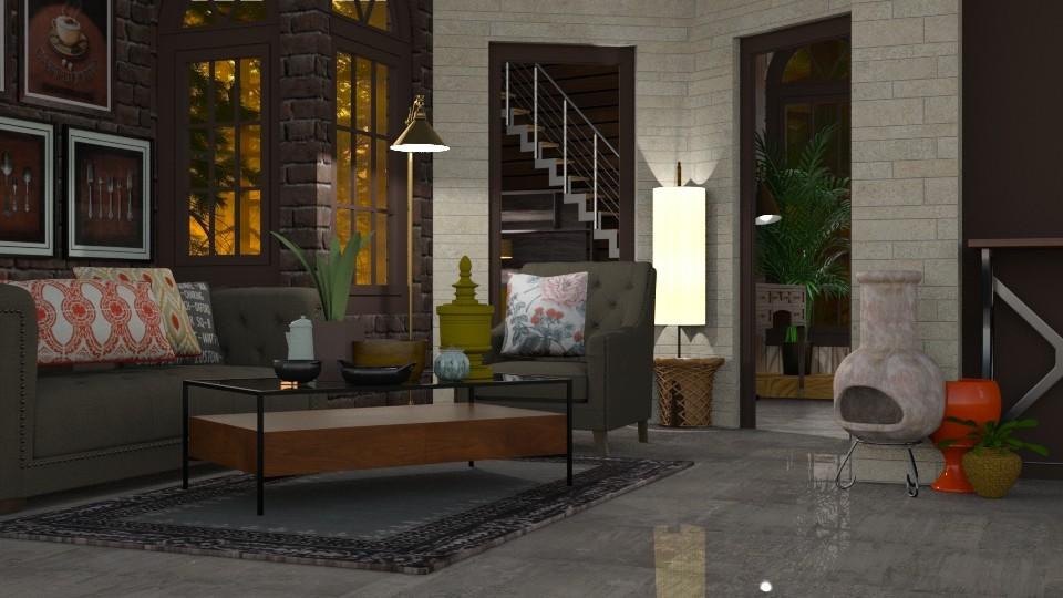 Upper Class - Modern - Living room - by Jessica Fox