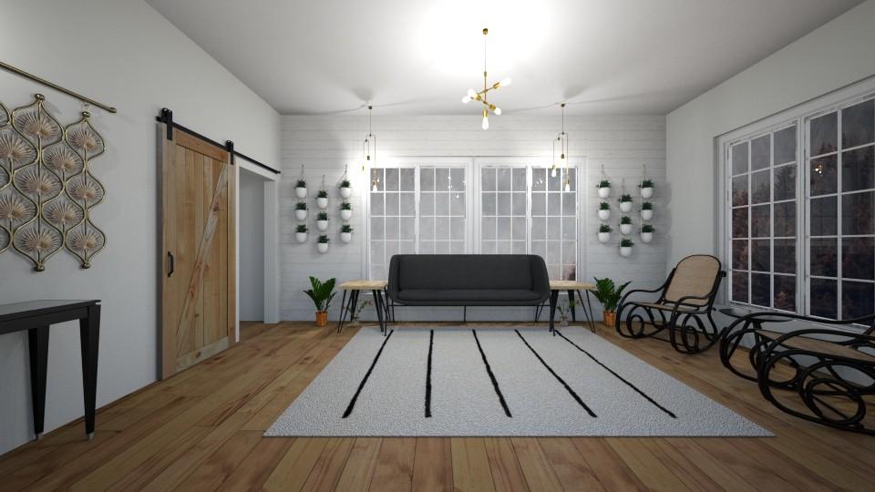 living room - by izzymondo