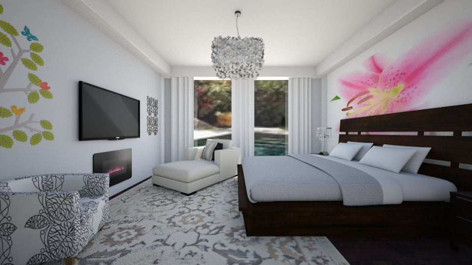 Image Result For Black And White Bedroom
