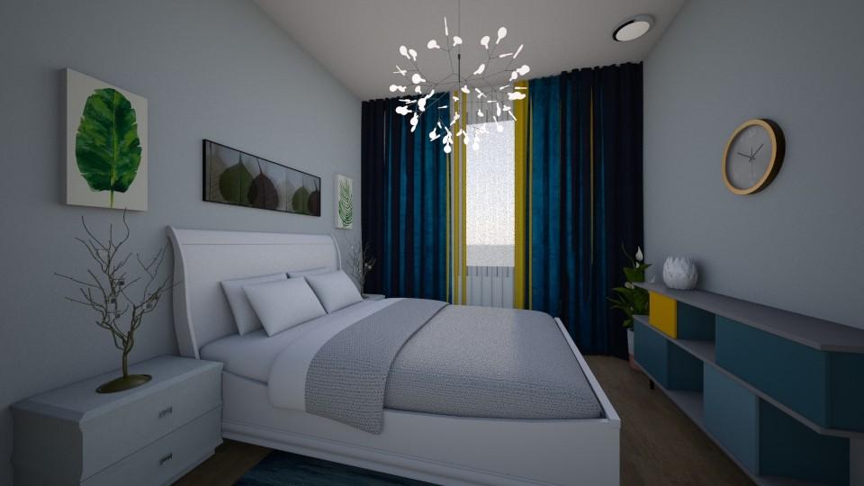 tt1 - Bedroom - by tata27