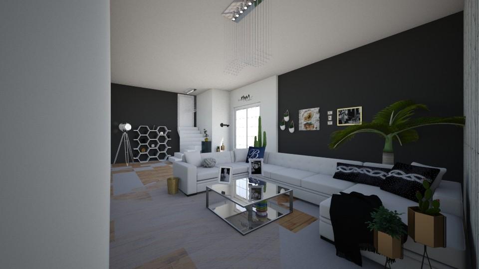 planty living room - Living room - by landen russo