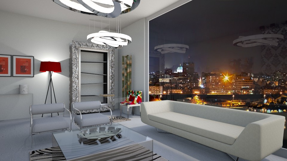living room 1456 - by TeA design Belgrade