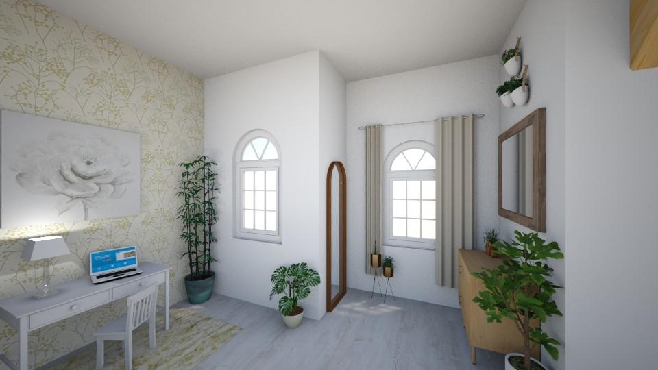 Brontes Bedroom 3 - Bedroom - by brontevankesteren