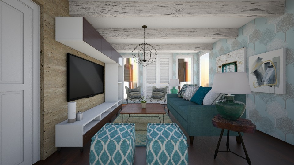 appartamento - Living room - by pietroooo