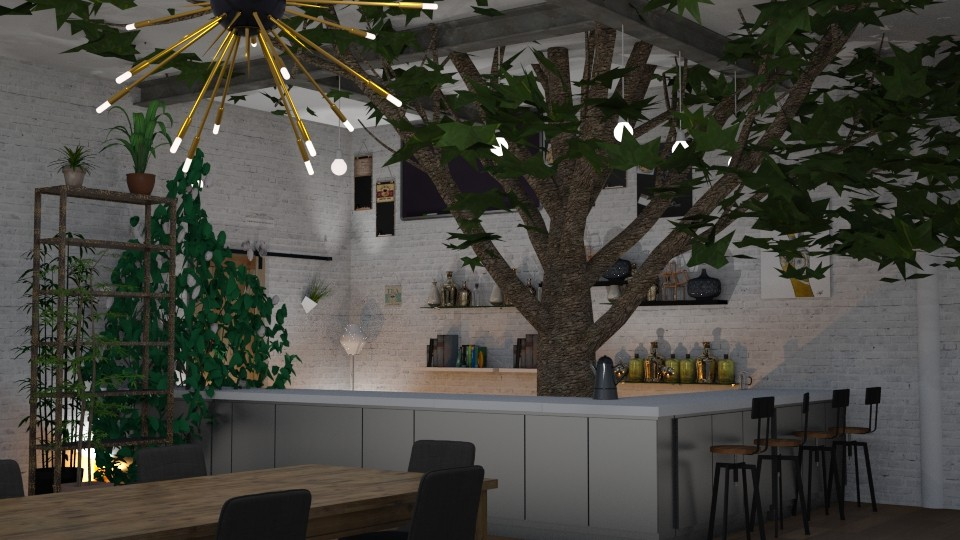 Plantation Coffee Shop - by JoycePotato