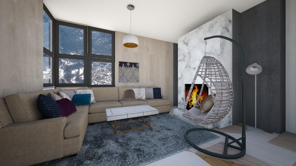 koko - Living room - by jojoclik