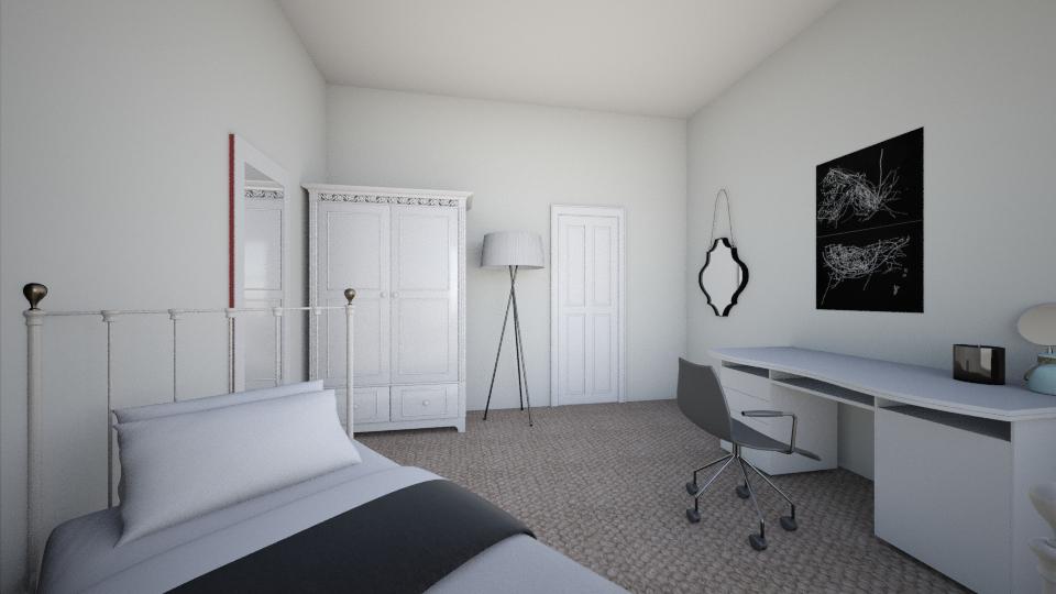 bbb - Bedroom - by ZuzannaSuchorska