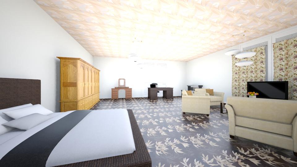 royal room - Bedroom - by marcabiaad