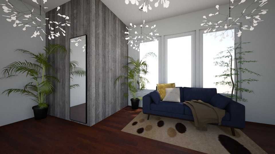 Plants in the Room - Modern - Living room - by udanielle12