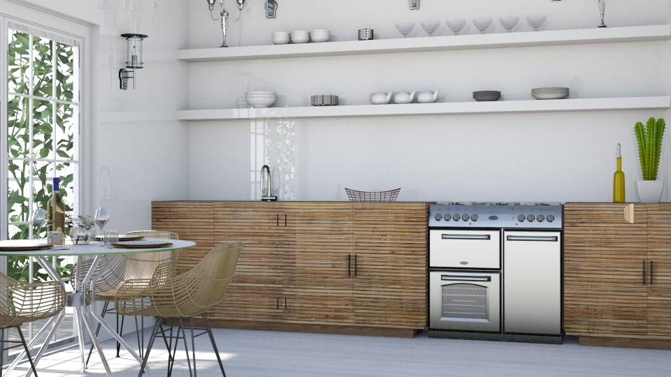 fresh - Kitchen - by Ripley86