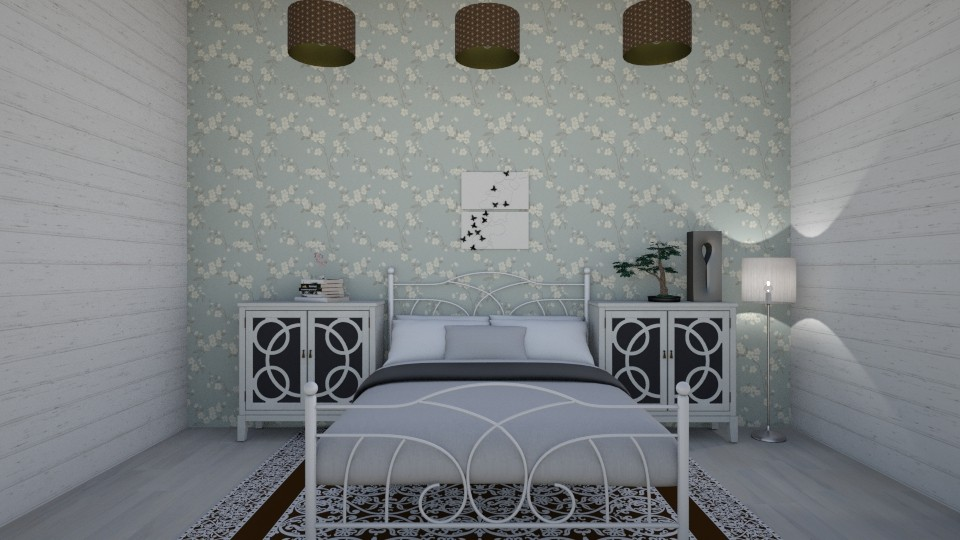 oki thats ok - Country - Bedroom - by LucaIdunstri