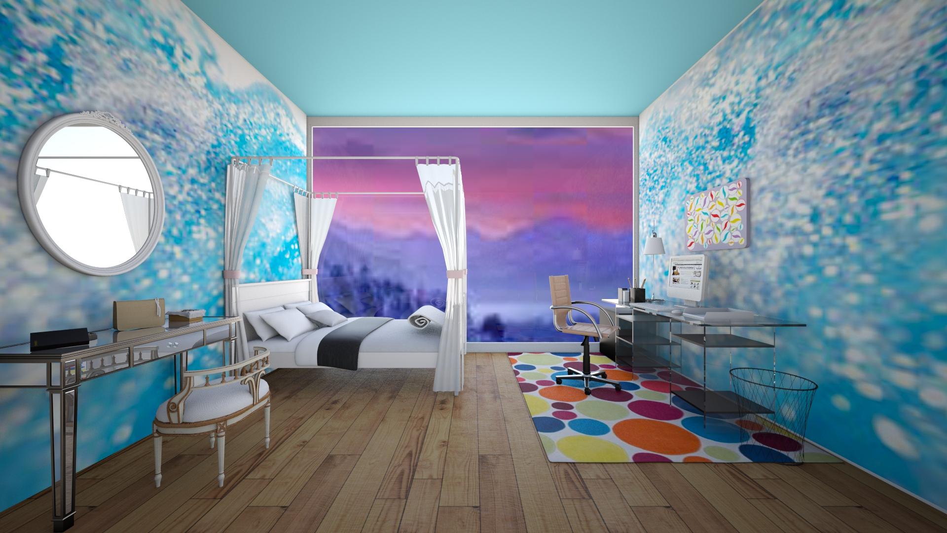 Teen Girls Dream Room - Kids room - by awsompaws
