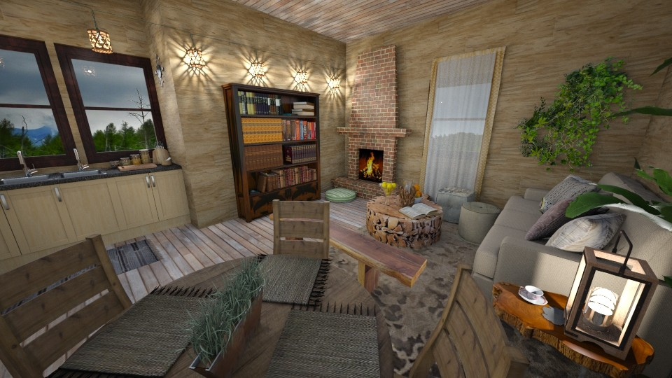 Lana tree house - by MarvelGlimmer