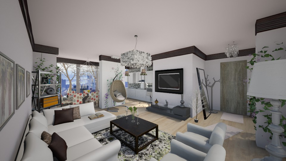 sweet home - Modern - Living room - by lamzoi