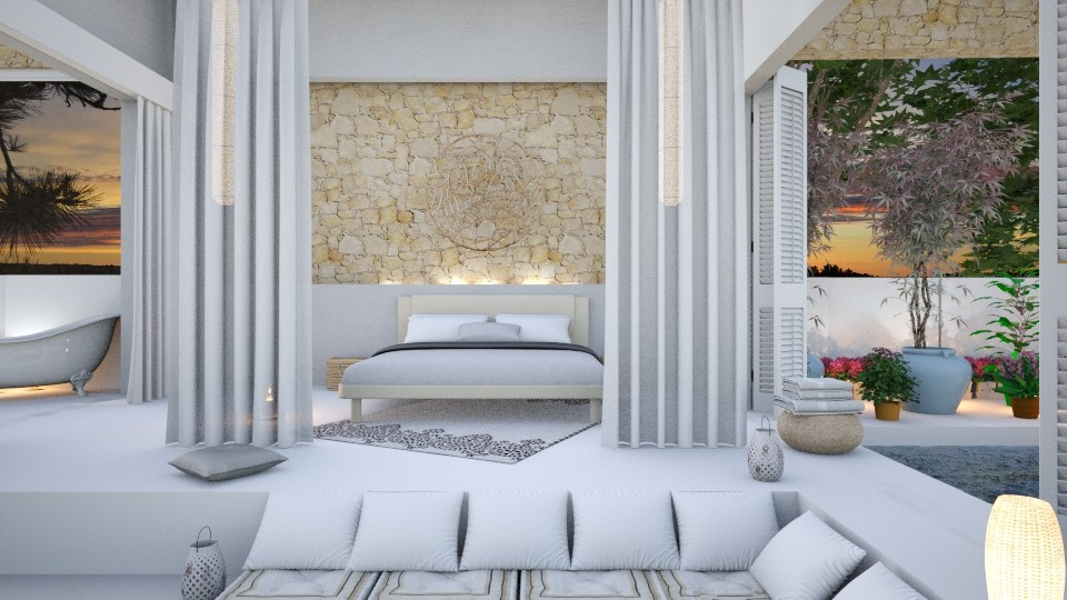 Ibiza hotel - by rfstarbuck