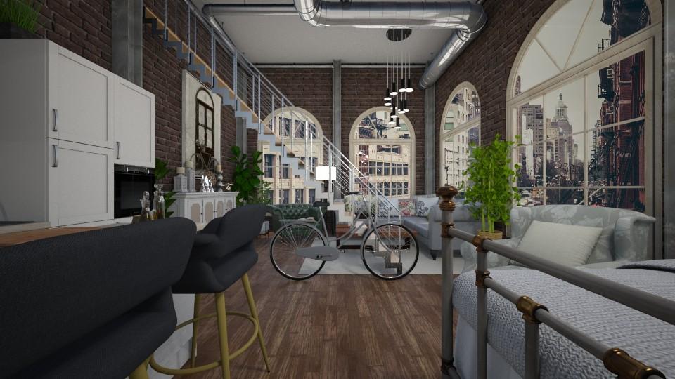 NY Apartment 2 - by JarkaK