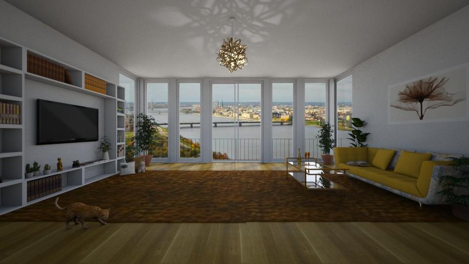 15th floor - by sandra_a
