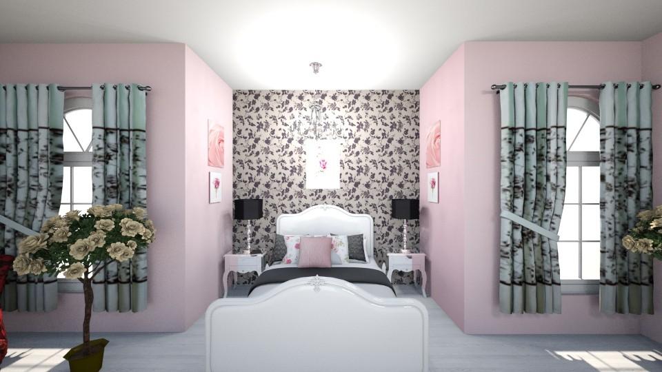BriarBeautyBedroom2 - Feminine - Bedroom - by MarlanaWellman