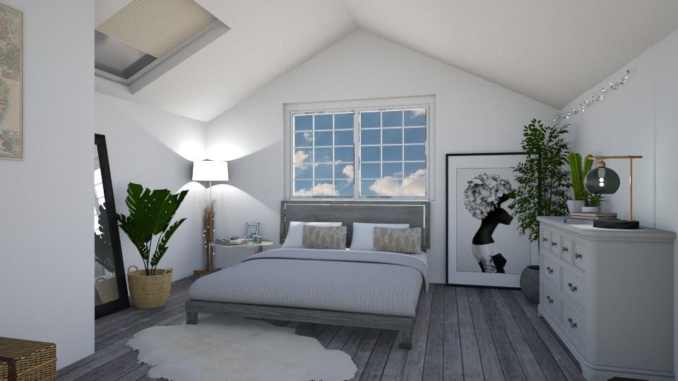just it - Bedroom - by dorota_k