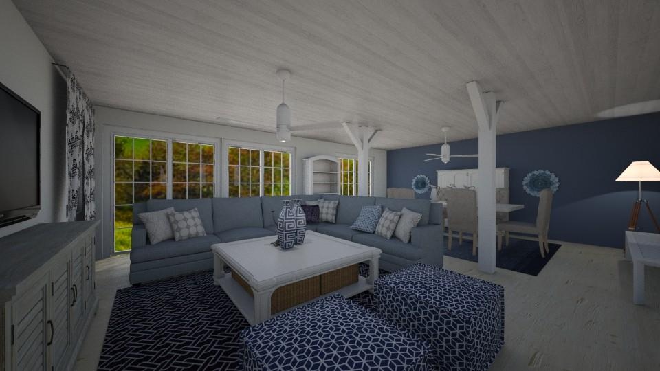 Daisy de Arias ModernPine - Living room - by Daisy de Arias